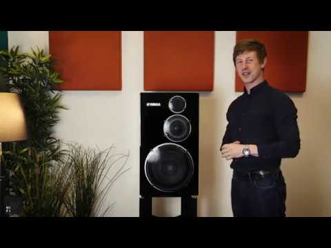 External Review Video Zkfruieu8tI for Yamaha NS-5000PNST Stereo Bookshelf Speakers with Stands