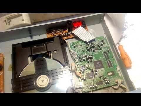 Ремонт DVD BBK .