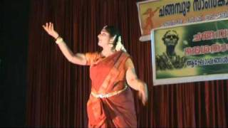 Sugathakumari_krishna Nee Enne Ariyilya..(dance)_soumya Sathish