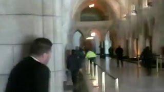Kanada Parlamenti Binasında Atışma
