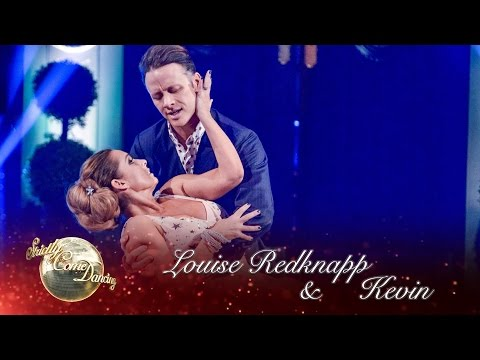 Louise Redknapp & Kevin Clifton Waltz to 'At This Moment' by Michael Buble – Strictly 2016: Week 10