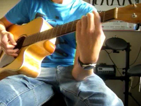 Heart Songs - Weezer (acoustic + electric guitar)