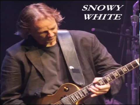 SNOWY WHITE - Looking For Somebody