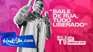 Fala Tu com MC Menor MR