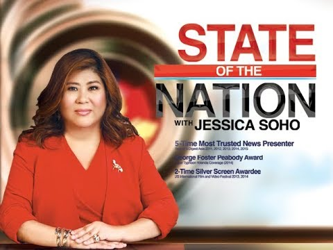 [GMA] State of the Nation Livestream (April 23, 2018)