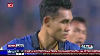 Kiper Kurnia Meiga Gagalkan Penalti Thailand
