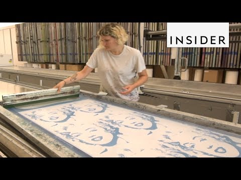 Making Custom Wallpaper for the Discerning Decorator