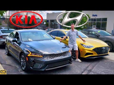 External Review Video ZkmEj5Ytk2A for Hyundai Sonata & Sonata Hybrid Mid-Size Sedan (8th-gen, DN8, 2020)