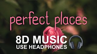 Lorde - Perfect Places (8D Audio)