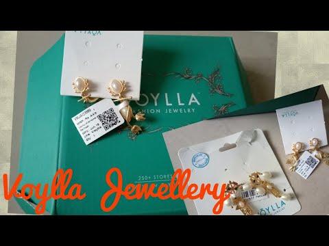 Voylla jewelry review || earrings from Voylla #voylla #jewellery #earringsonline