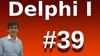 aula 41 Delphi c/ Interbase - Clientes Ajeitando Comp.