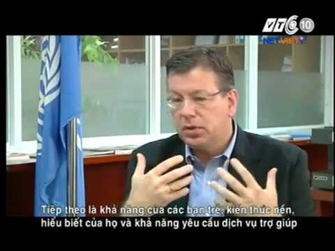 World Population Day: Interview of the UNFPA Representative in Viet Nam with VTC10