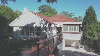 44 Rushall Street Pymble