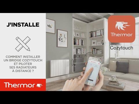 Application Cozytouch : Connectez vos radiateurs électriques et votre chauffe-eau !