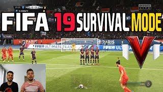 FIFA 19 1 Vs 1 - Survival Mode - Primul Duel Cu Auras !!!