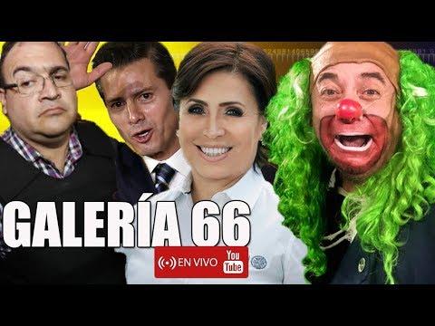 GALERÍA #66: TRAILERS DE JALISCO/ ROSARIO ROBLES/ AMLO Y BANXICO/ VOTO X VOTO EN PUEBLA