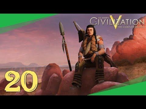 Civilization 5 ➤ #20 ➤ Dvojnásobný Zlatý Věk [CZ LP]