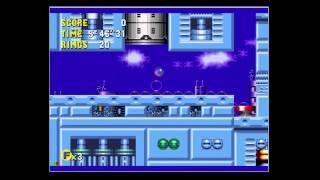 Sonic Mania Plus: Hydrocity Zone Act 2 (Encore Mode) [1080 HD