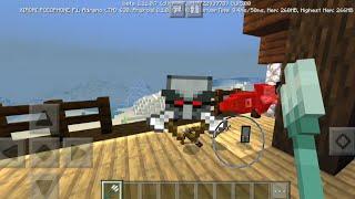 ВЫШЕЛ НОВЫЙ Minecraft PE 1.11.0.7! НОВАЯ АНИМАЦИЯ И НОВЫЕ КРАФТЫ! СКАЧАТЬ СЕЙЧАС БЕСПЛАТНО!