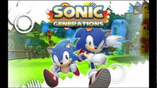 Sonic Generations 'Classic Green Hill Zone' Music