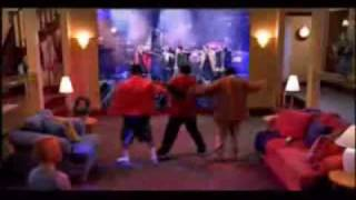 Smart House dance scene