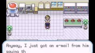 Pokemon shiny gold gba hacked rom