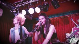 FIBI - Touch Too Much (ACDC cover) live