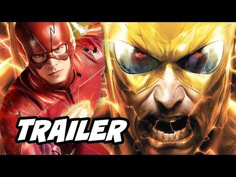 The Flash 5x10 Promo - Reverse Flash Scene and Secret Plan Explained