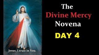 Divine Mercy Novena & Chaplet - Day 4