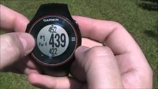 First Look - Garmin Approach S3 Golf GPS Watch