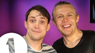 Jimmy Bullard plays Innuendo Bingo