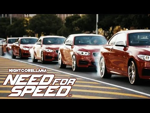 PedroDJDaddy & Xtronic - Need For Speed (BMW Music Video
