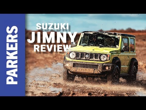 Suzuki Jimny SUV Review Video