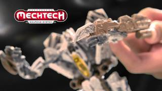 TRANSFORMERS Dark of the Moon Toys: Mechtech Commercial (30)