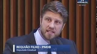 Requião Filho fala sobre denúncias envolvendo o transporte coletivo na Região Metropolitana de Curit