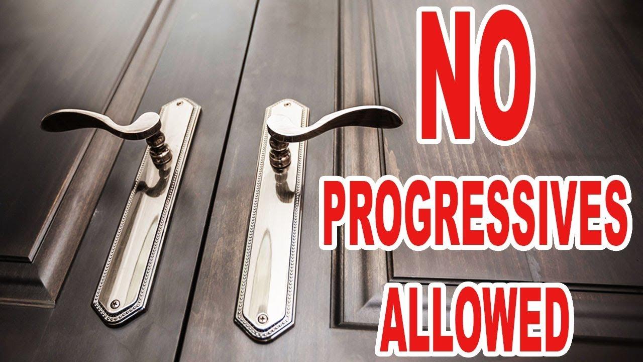 Democrats: Progressives KEEP OUT thumbnail