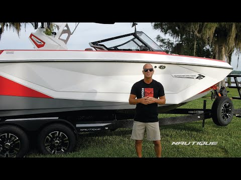 Nautique G23 Coastal Edition video