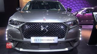 2019 DS7 CrossBack World Premiere - Exterior And Interior Walkaround - 2018 Paris Auto Show