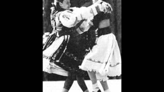 ĽH Ďatelinka - Rada jedla, rada pila, rada tancovala (Slovak Folk Song)