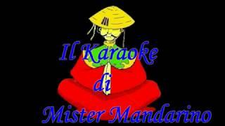 Franco Battiato - Di passaggio . . . . . . . .( Karaoke italiano - fair use )