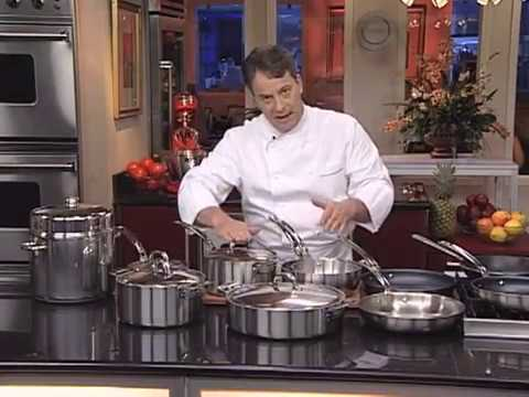The Well Equipped Kitchen, Chef Jean Pierre
