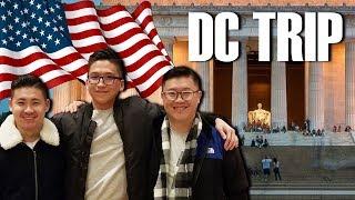 WASHINGTON DC TRAVEL VLOG   FIRST TIME VISITING