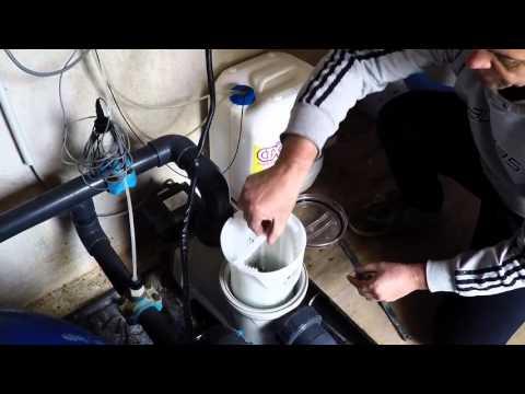 Acqua SPA ti aiuta   pulizia prefiltro pompa piscina
