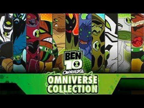 BEN10 - OMNIVERSE COLLECTION FULL GAME ᴴᴰ - BEN 10 ...