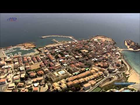 Прекрасная Италия - Калабрия - из Пентедатилло в Сибари