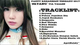Gambar cover Dugem Dj Terbaru Via Vallen ~Sayank. Remix Full Bass 2017 jpn