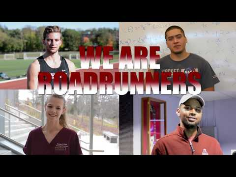 We Are Roadrunners - Ramapo College of New Jersey