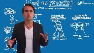 QUE ES EL BITCOIN | EXPLICACION FACIL Y COMPLETA