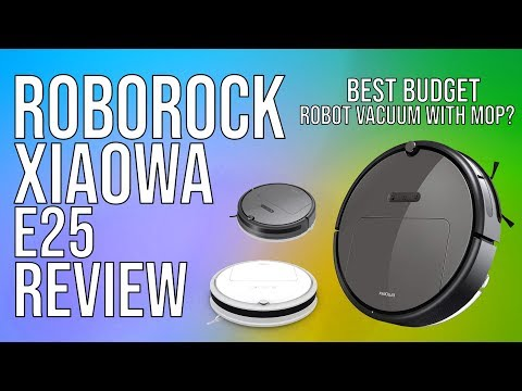 Roborock Xiaowa e25 Review - Best Budget Robot Vacuum and Mop of 2019?