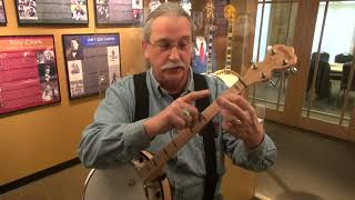 Intro to Tenor Banjo with Steve Caddick